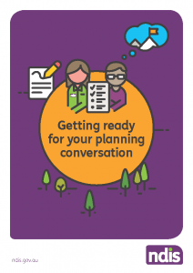 Getting ready for your planning conversation fact sheet