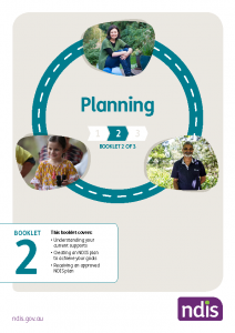 Booklet 2 - Planning