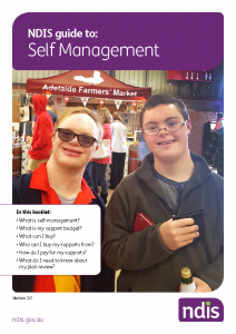 NDIS Guide to Self Management